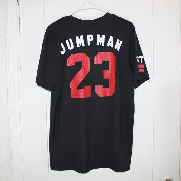 00c68fb599ed Jordan Other - NWOT JORDAN JUMPMAN T-SHIRT SIZE LARGE